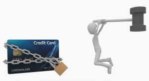 Break free of credit card debt